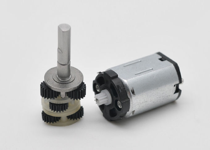 4.2V 8mm High Precision Brush DC Micro Gear Motor , Small Planetary Gearbox